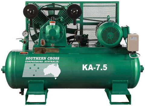 KA SERIES - HEAVY DUTY RECIPROCATING AIR COMPRESSOR
