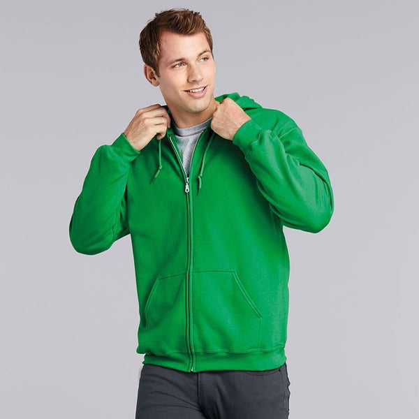 Gildan Zip Up Hoodies