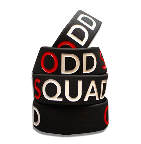 1 Inch Debossed Wristbands