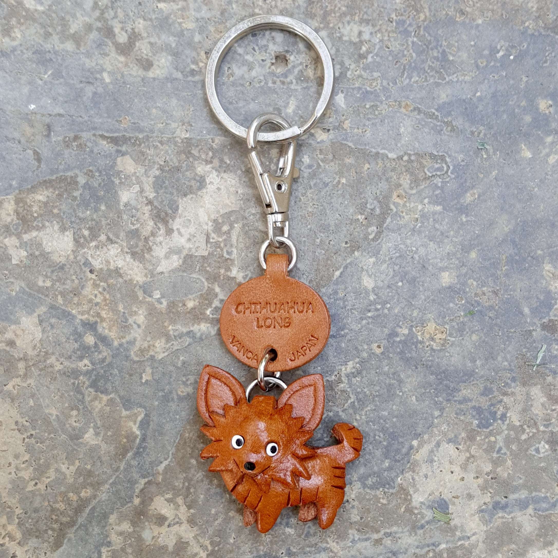 MINIATURE PINSCHER BT KEYCHAIN