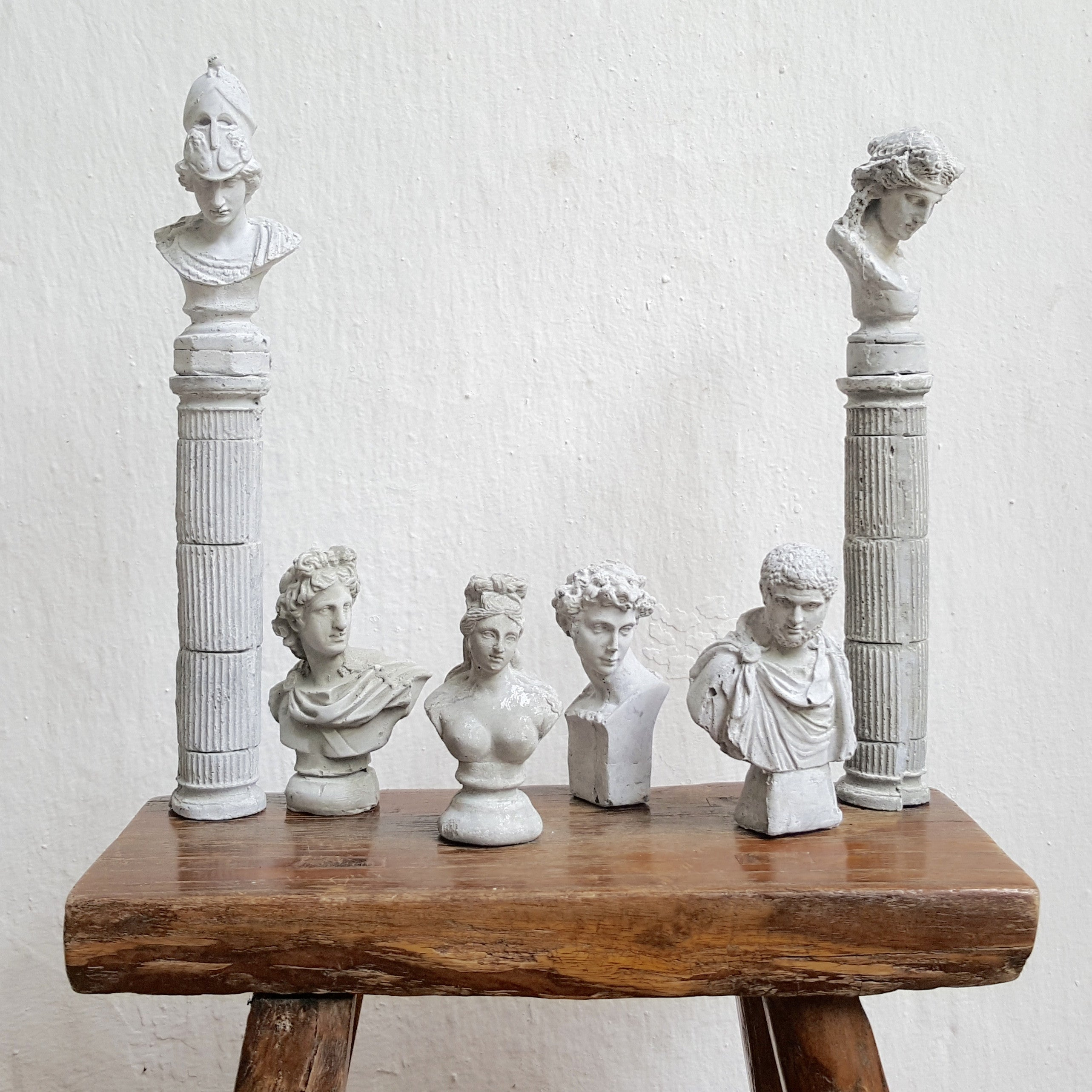 CONCRETE FIGURINES