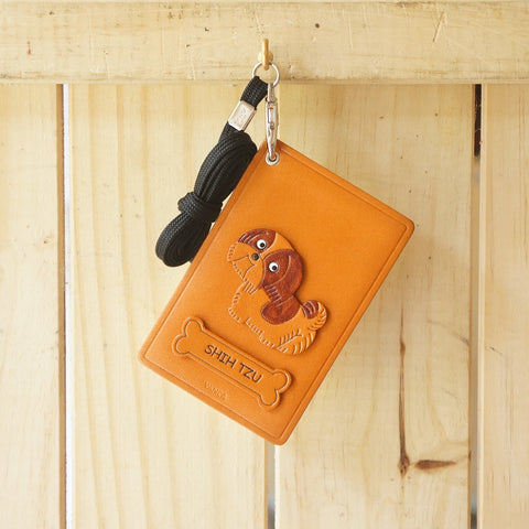 Shih Tzu Pass Holder
