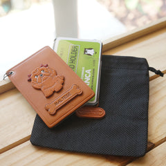 Corgi Pass Holder