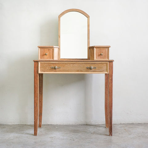 teak vanity singapore dressing table