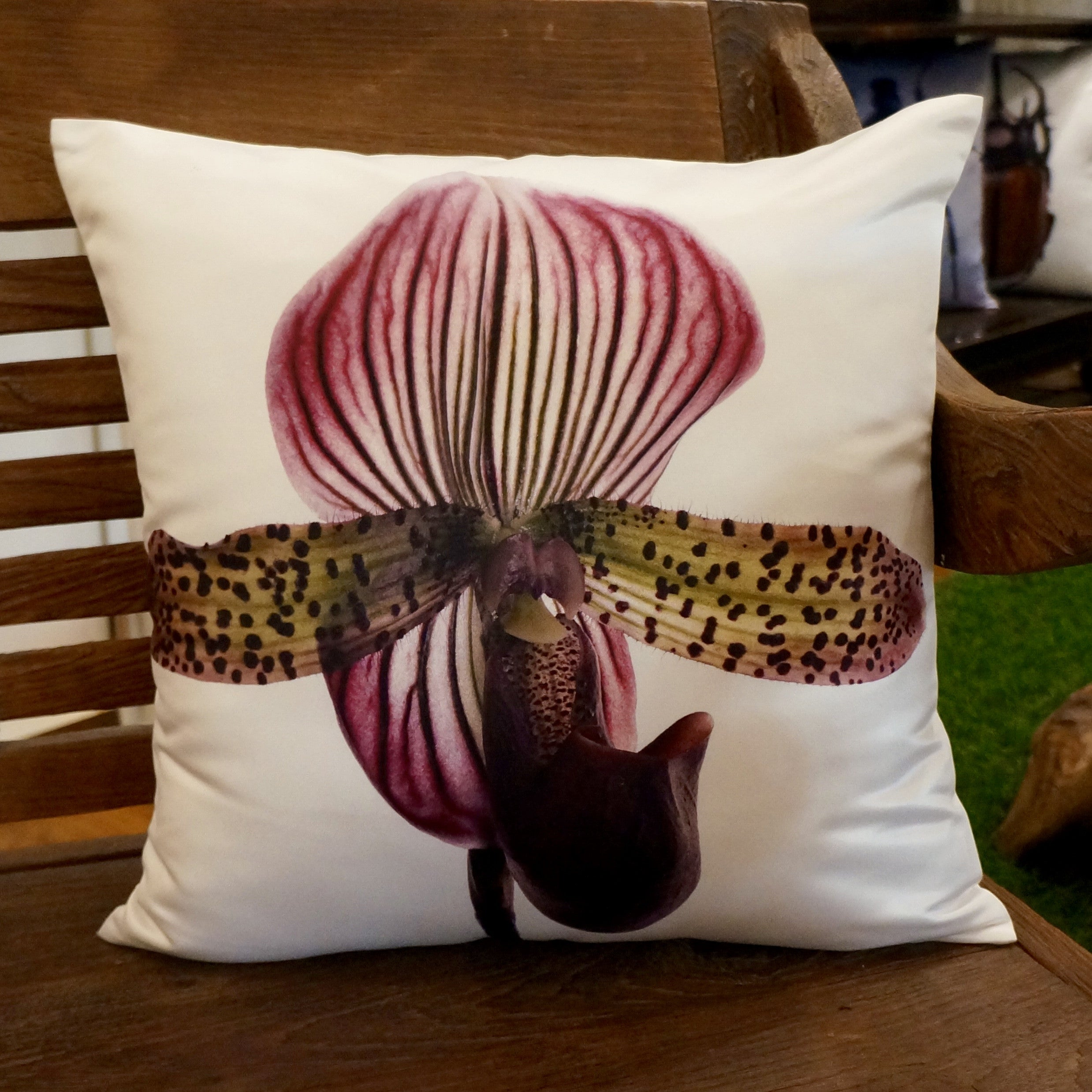 ORCHID CUSHIONS