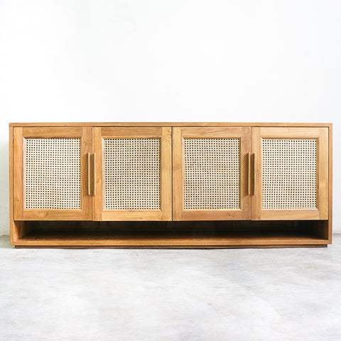 Pompidou - Quad Media Console