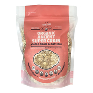 Organic Ancient Grain Whole Grain & Oatmeal--3- 14 oz. bags