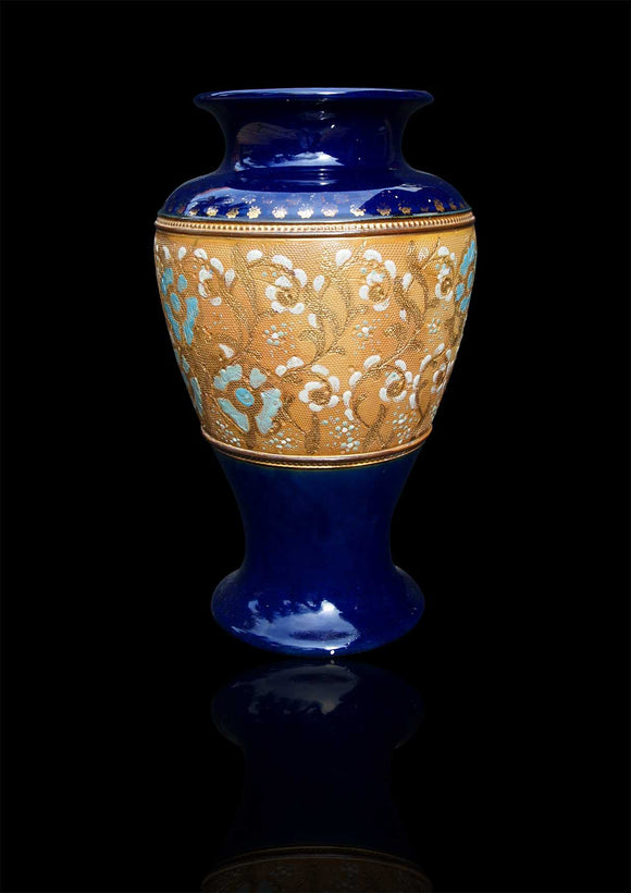 Royal Doulton Vase by Hannah Barlow