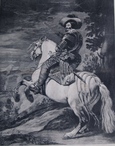 Don Gaspar de Guzmán - Count-Duke of Olivares