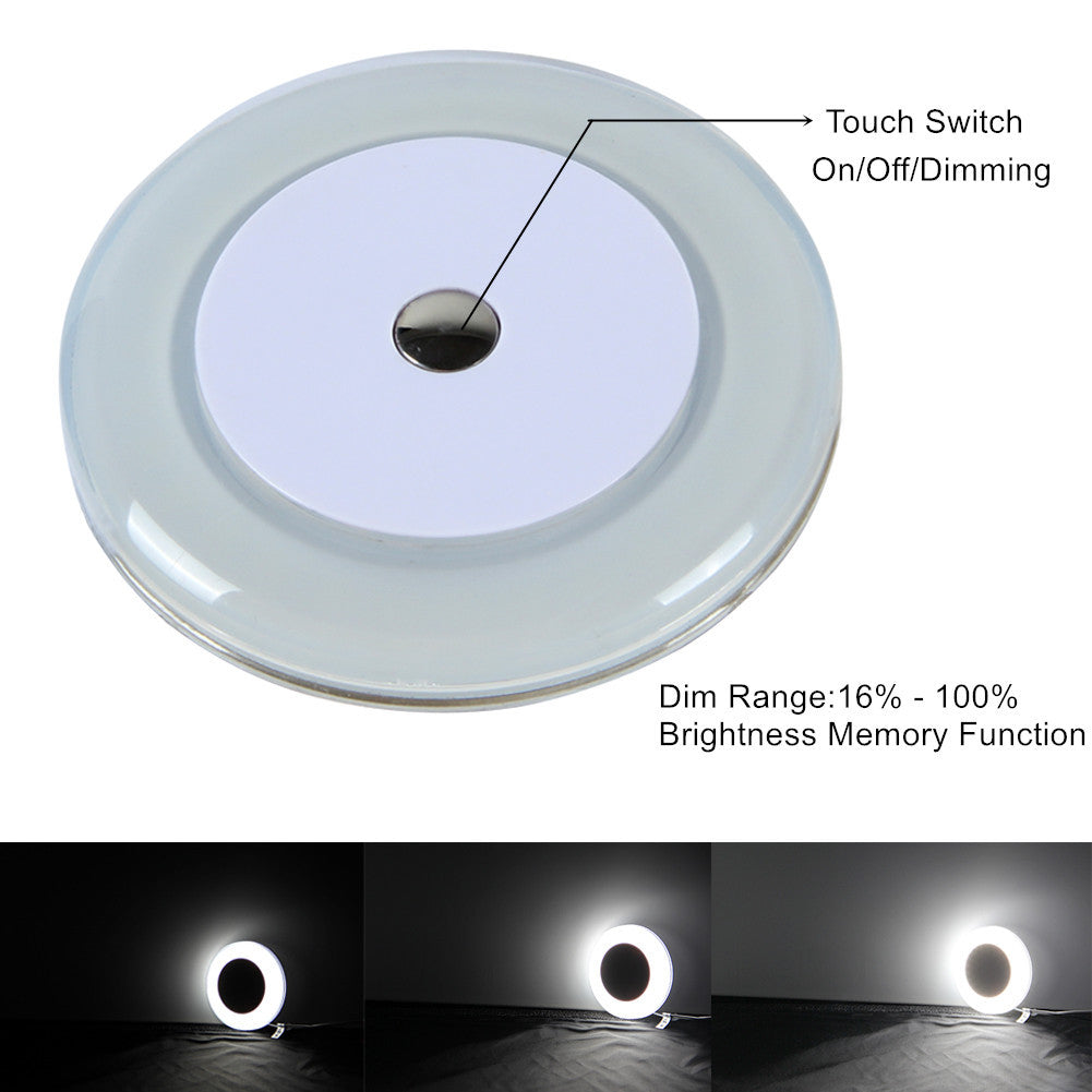Obeaming 12v Rv Led Ceiling Light With On Off Dimming Switch 3 4w Max