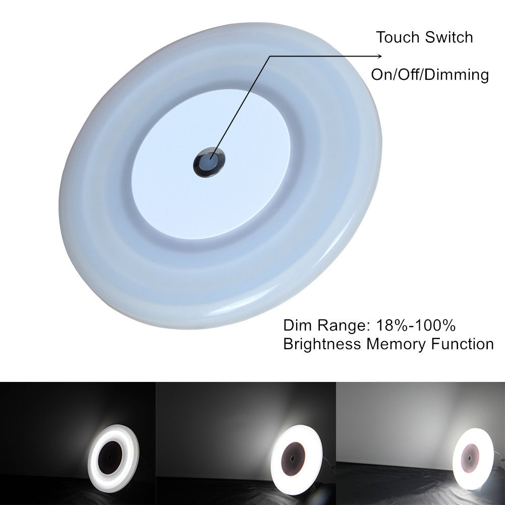 Obeaming 12v Rv Led Ceiling Light With On Off Dimming Switch 4 7 7w M