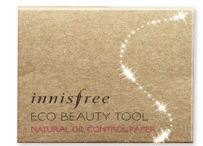 Innisfree ECO Beauty Natural Oil Control Paper (150 sheets) - The BB Cream Girl Store