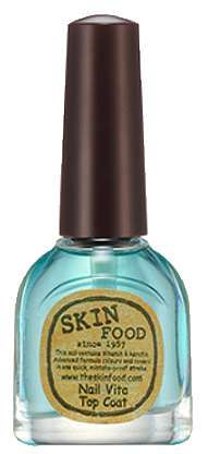 SKINFOOD Nail Vita Top Coat - The BB Cream Girl Store