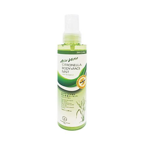 3W Clinic / Citronella Body & Face Mist - 150ml