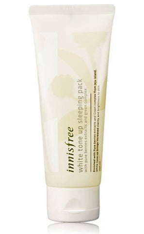 Innisfree White Tone Up Sleeping Pack - The BB Cream Girl Store