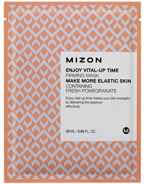 Mizon Enjoy Vital UP Time - No.Firming (x2 Sheets) - The BB Cream Girl Store
