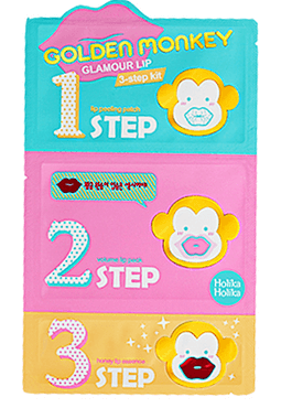 Holika Holika Golden Monkey 3-Step Kit - The BB Cream Girl Store