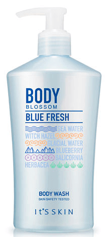 It's Skin Body Blossom Blue Fresh - Body Wash - The BB Cream Girl Store