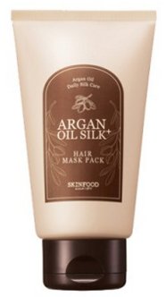 SKINFOOD Argan Oil Silk Plus Hair Maskpack - The BB Cream Girl Store