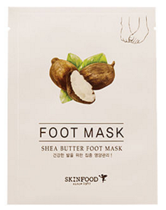 SKINFOOD Shea Butter Foot Mask x1 - The BB Cream Girl Store
