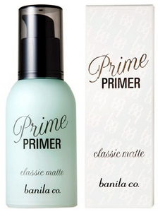 Banila Co Prime Primer Classic Matte - The BB Cream Girl