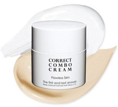 MIZON Correct Combo Cream (SPF25,PA++) - The BB Cream Girl Store