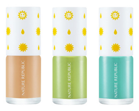 NATURE REPUBLIC Sunny Gel Nail - The BB Cream Girl Store - 1