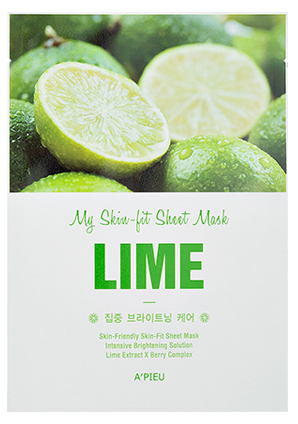 A'PIEU My Skin Fit Sheet Mask - x1 sheet - The BB Cream Girl Store - 3