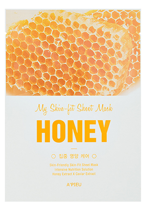 A'PIEU My Skin Fit Sheet Mask - x1 sheet - The BB Cream Girl Store - 5