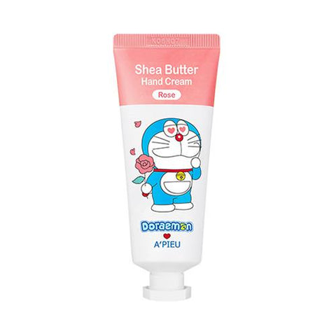 A'PIEU / Shea Butter Hand Cream (Doraemon Edition) - 35ml