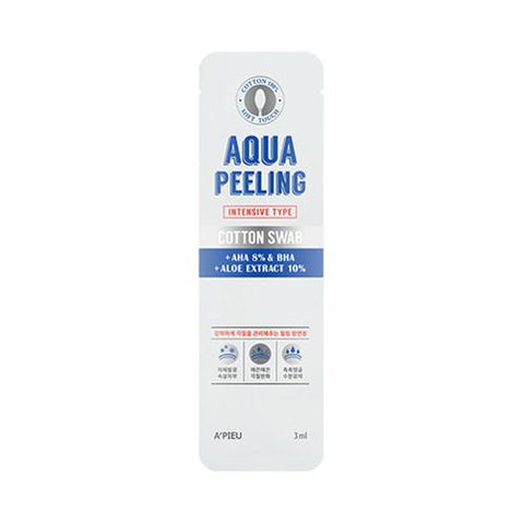 A'PIEU / Aqua Peeling Cotton Swab - 3ml