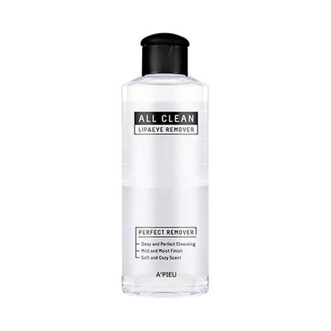 A'PIEU / All Clean Lip&Eye Remover - 160ml