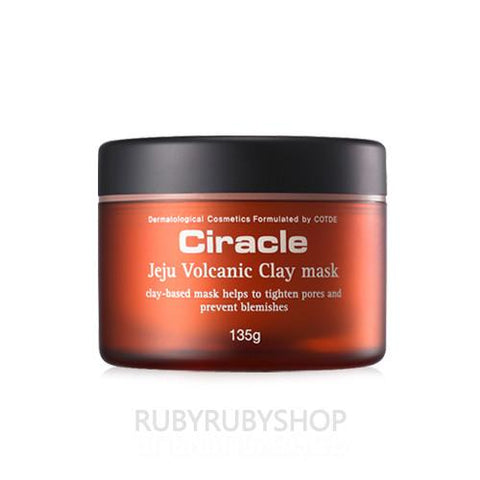 Ciracle / Jeju Volcanic Clay Mask - 135g