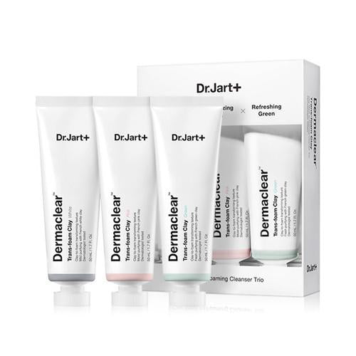 Dr.Jart / Dermaclear Trans Foam Clay - 1pack (3 pieces)
