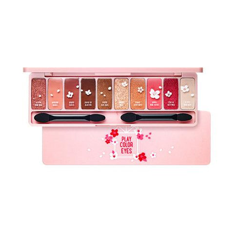 Etude House / Play Color Eyes - 8g No.Cherry Blossom