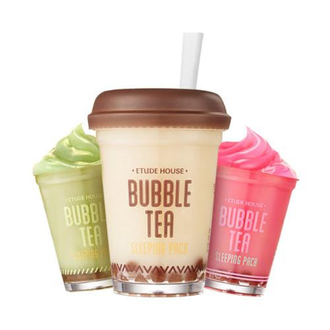 Etude House / Bubble Tea Sleeping Pack - 100g