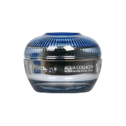 GET NEW SKIN / Aqua Collagen Nutritious Vital Special Cream - 80g