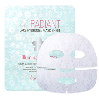 BANILA CO. It Radiant Lace Hydrogel Mask Sheet - x1 Sheet - The BB Cream Girl Store - 5