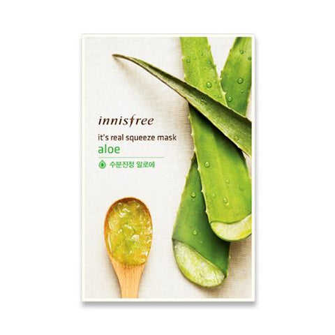 Innisfree / It's Real Squeeze Mask