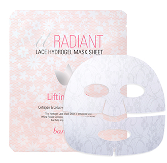 BANILA CO. It Radiant Lace Hydrogel Mask Sheet - x1 Sheet - The BB Cream Girl Store - 6