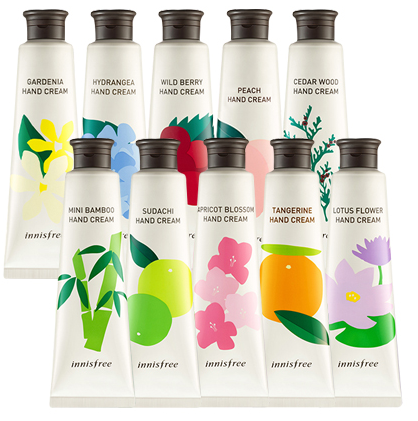 INNISFREE Jeju Perfumed Hand Cream - The BB Cream Girl Store - 1