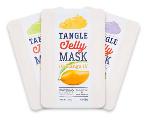 A'PIEU Tangle Jelly Mask - x1 Sheet - The BB Cream Girl Store