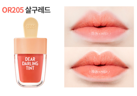 ETUDE HOUSE Dear Darling Water Gel Lip Tint Ice Cream Bar (Limited Edition)