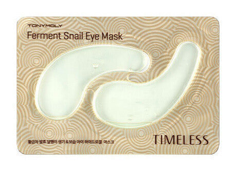 TonyMoly Timeless Ferment Snail Eye Mask - The BB Cream Girl Store