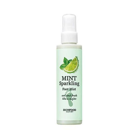 Skinfood / Mint Sparkling Foot Mist - 80ml