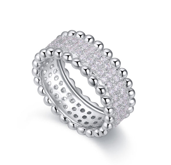 Sterling Silver Band - Posh N Popular Jewelry