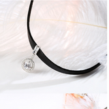 POPULAR SILVER CHOKER NECKLACE - Posh N Popular Jewelry