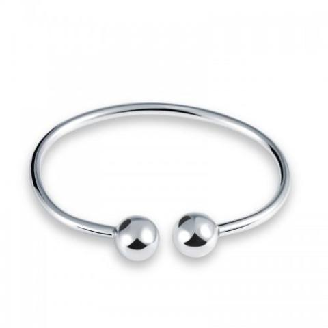 Sterling Silver Bracelet - Posh N Popular Jewelry
