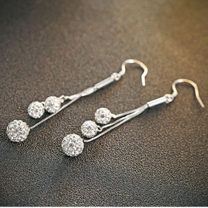 Disco Earrings - Posh N Popular Jewelry
