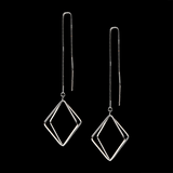 Fun Modern Earrings - Posh N Popular Jewelry